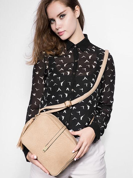 Anna Retro Shoulder Bag | Bolsa de Ombro Retro Anna - Modernly Fashome