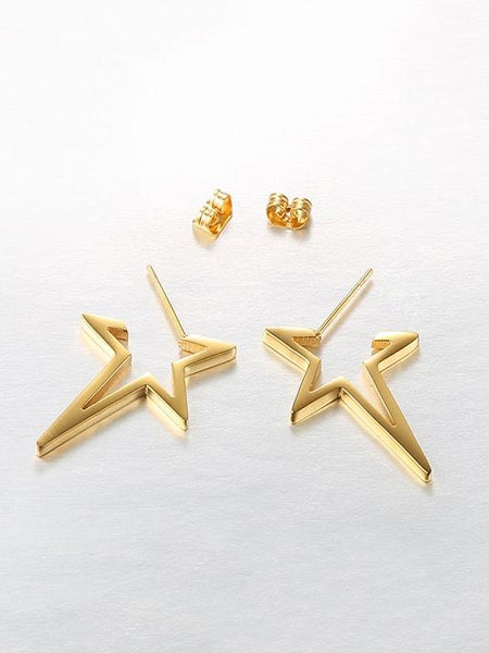 Star Studded Earrings - Modernly Fashome