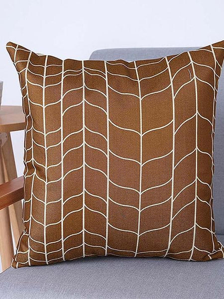 Modern Geometric Style Pillow Cover - Modernly Fashome