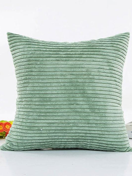 Plain Woven Pillow Cover - Modernly Fashome