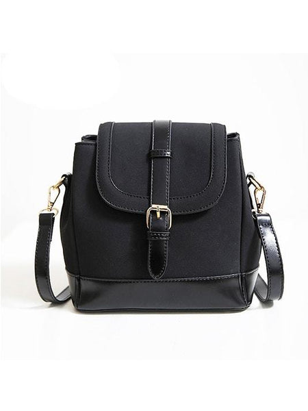 Shebby Three-Spaces Shoulder Bag - Modernly Fashome