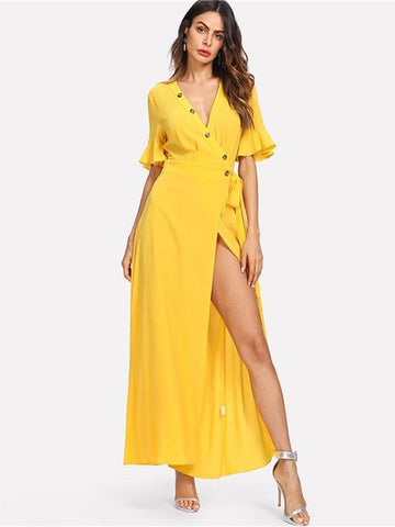 products/So_Sunny_Golden_Yellow_Party_Dress_1.jpg