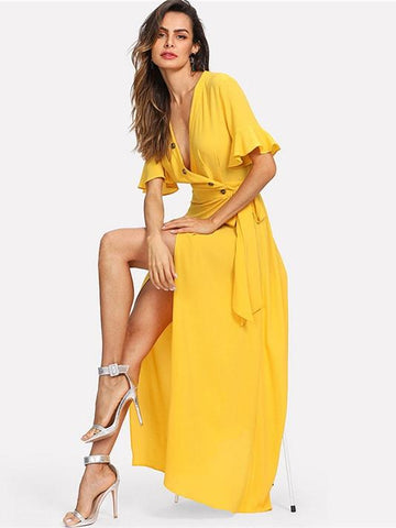 products/So_Sunny_Golden_Yellow_Party_Dress_2.jpg