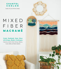 Load image into Gallery viewer, Mixed Fiber Macrame