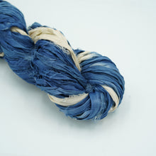 Load image into Gallery viewer, Ombre Sari Silk Ribbon