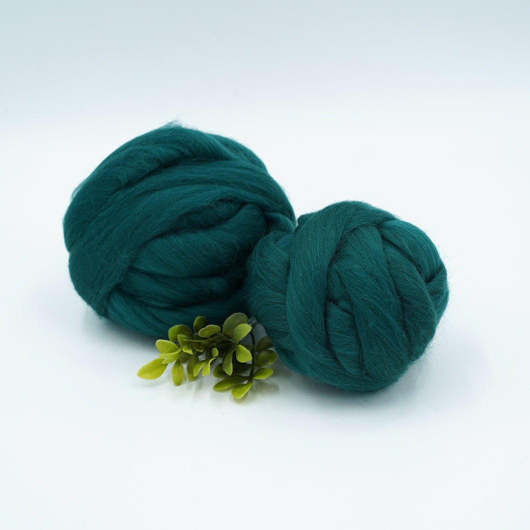 Teal Roving