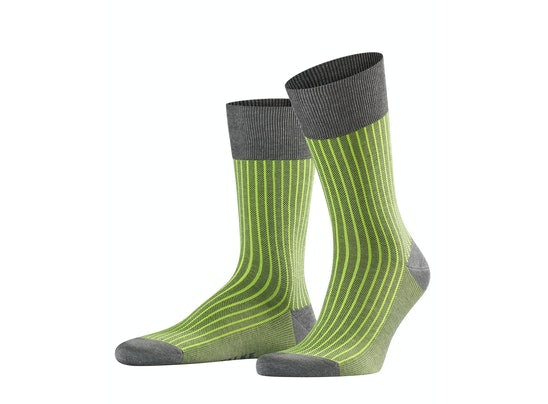 Oxford Lime Neon Men Socks by Falke
