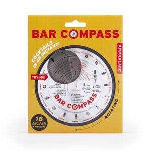 Bar Compass by KIKKERLAND