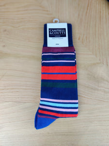 Socks by Campbell and Coutts