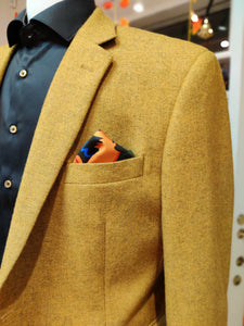 Ochre Wool Mix By Mazzelli