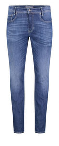 Medium Blue MacFlexx Jeans by MAC