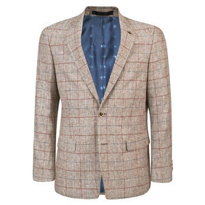 Summer Check Jacket by Magee 1866