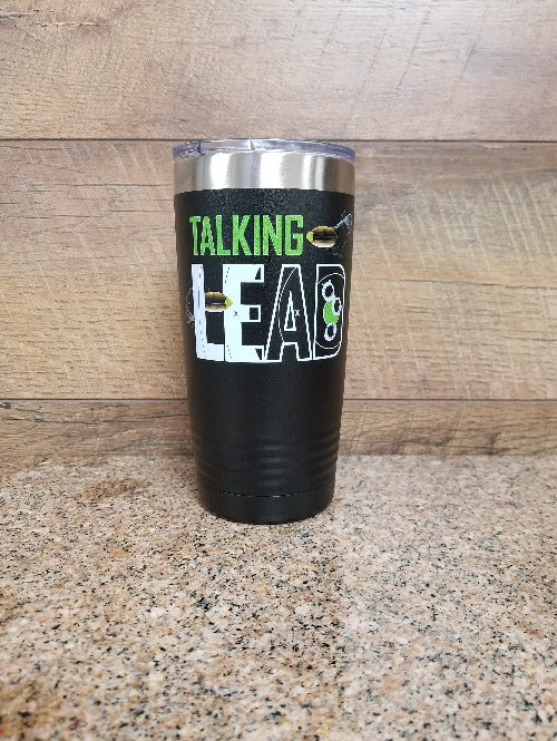 Official Talking Lead Evil Black Assault Mug freeshipping - Dip123