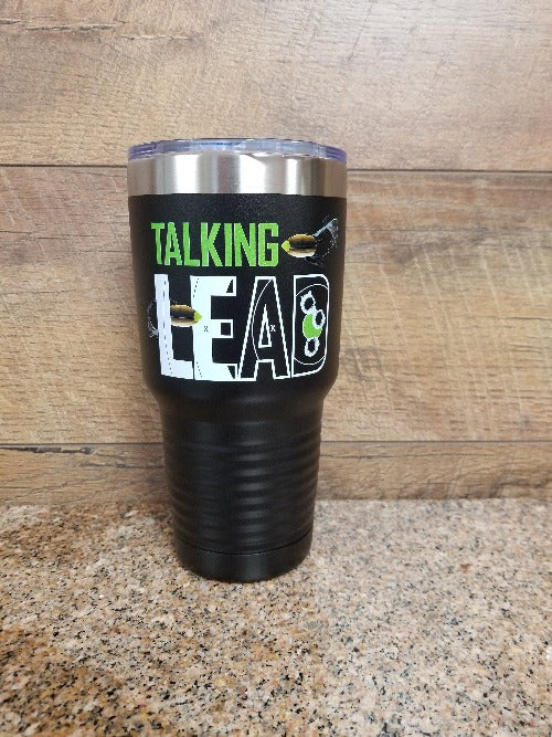 Official Talking Lead Evil Black Assault Mug