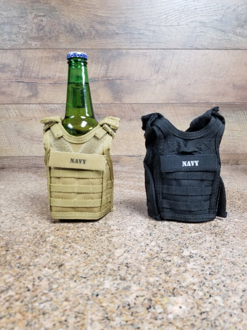 Tactical Vest Bottle Holder