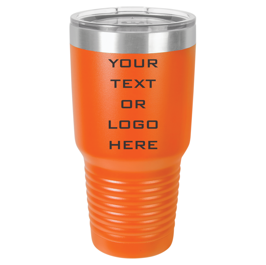 Custom Polar Camel 30oz Tumbler