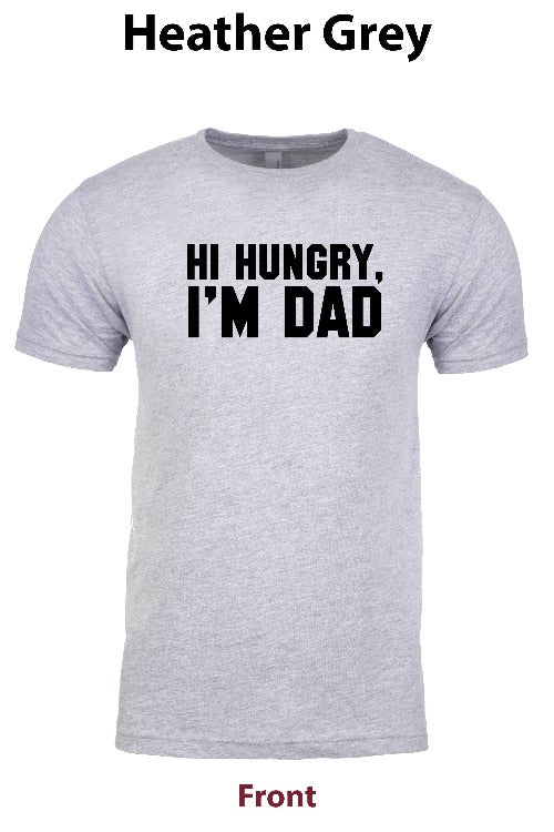 Hi Hungry, I'm Dad