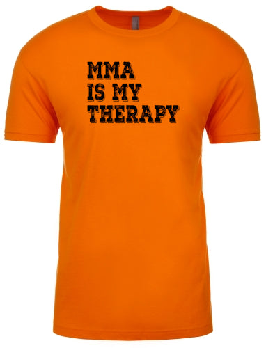 MMA is my Therapy freeshipping - Dip123