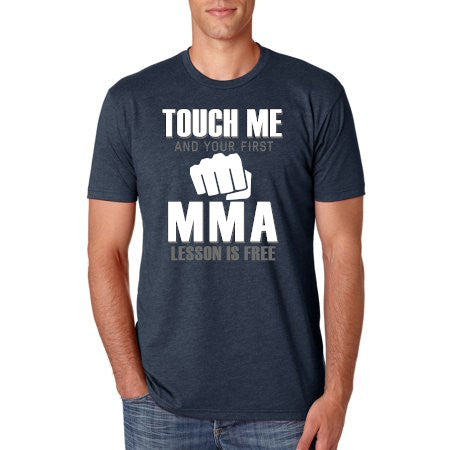 First MMA Lesson freeshipping - Dip123