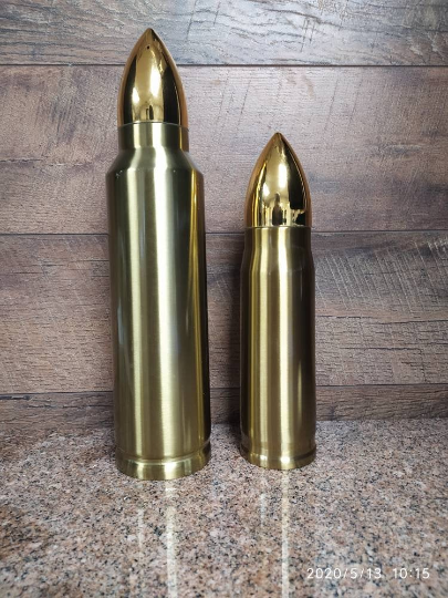 We The People Bullet Thermos