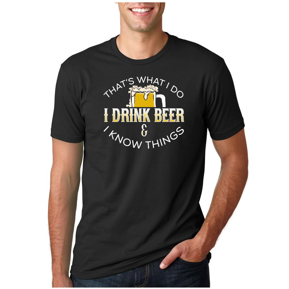 Drink Beer and Know Things