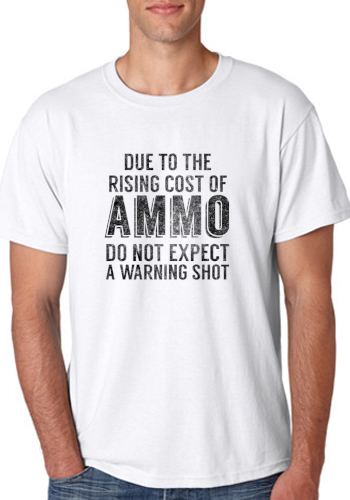 Rising Cost of Ammo