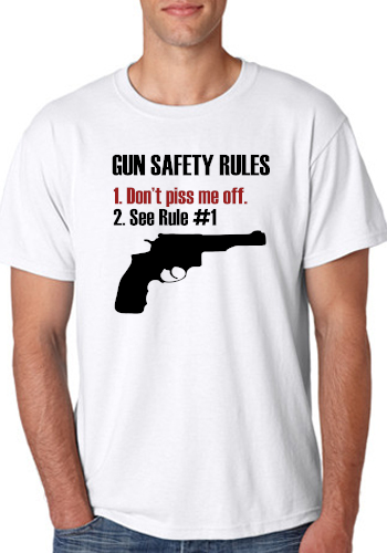 Gun Safety Rules