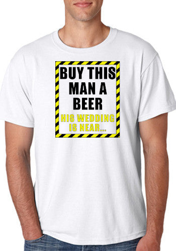 Buy this man a beer freeshipping - Dip123