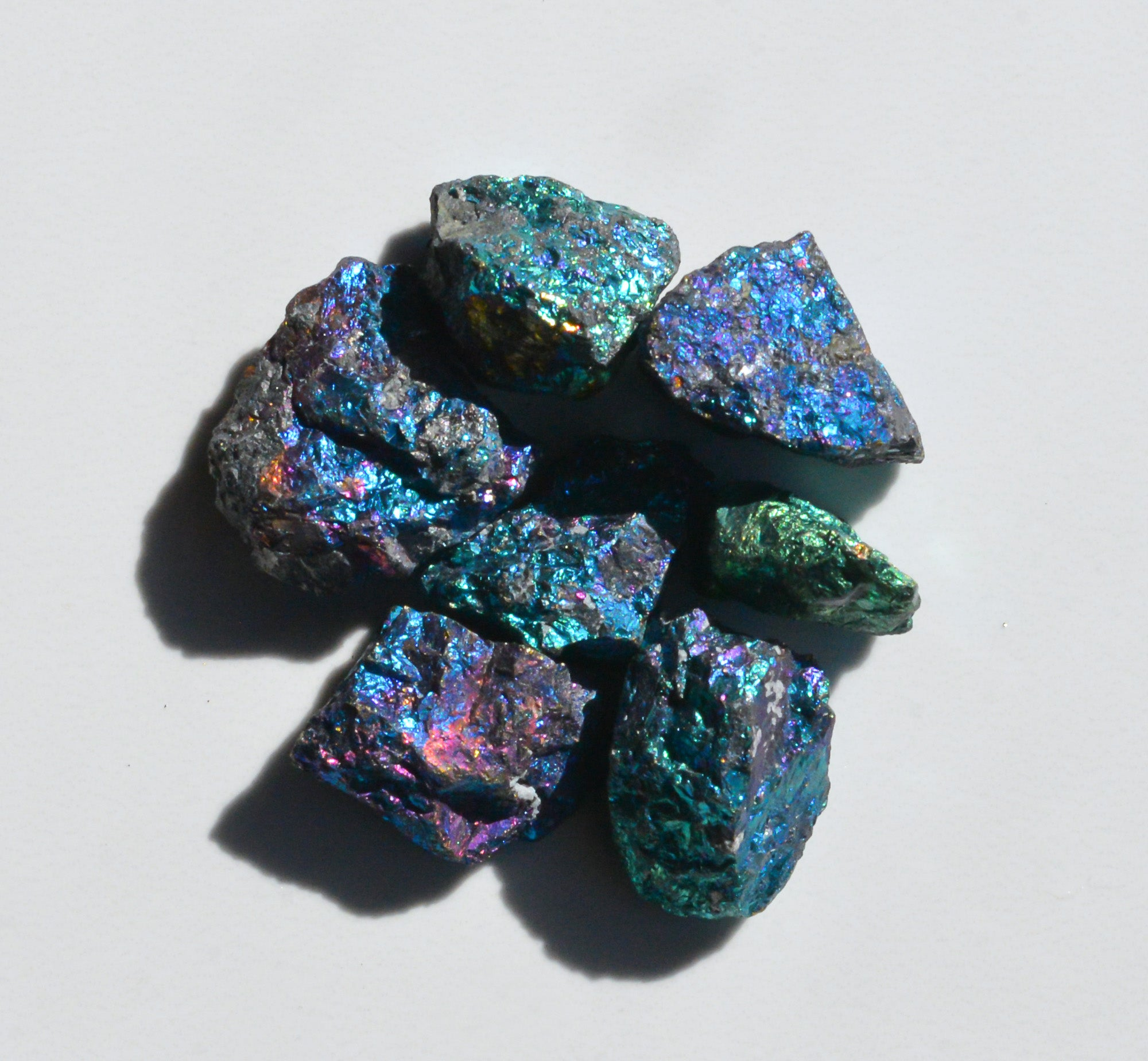 Peacock Ore Rough | Small