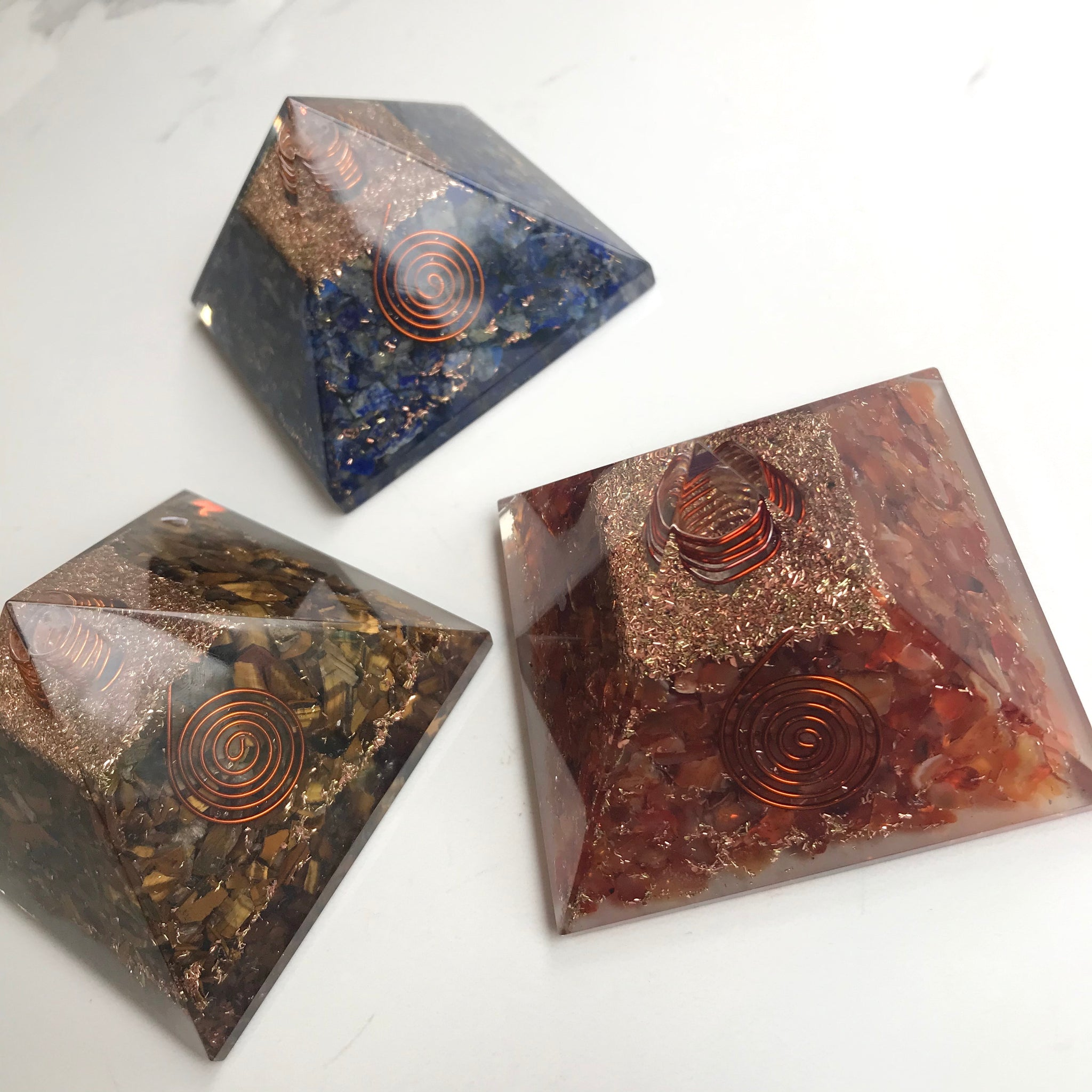 Orgonite Pyramid | Large