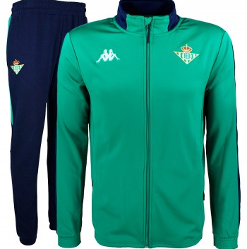 Chandal futbol Real Betis