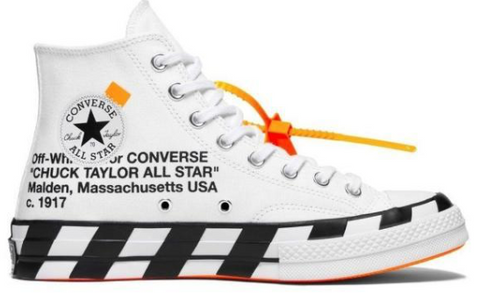 CHUCK TAYLOR 70 X OFF WHITE