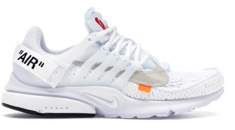 AIR PRESTO X OFF-WHITE THE TEN WHITE
