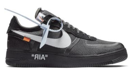 AIR FORCE 1 LOW X OFF WHITE BLACK