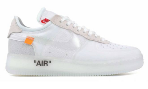 AIR FORCE 1 LOW X OFF WHITE GHOSTING