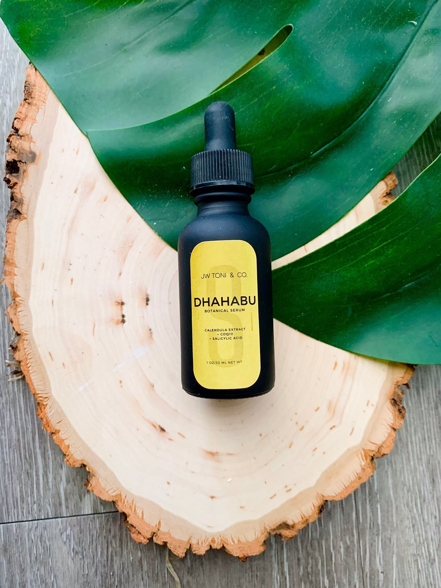Dhahabu - Acne Fighting Oil Serum