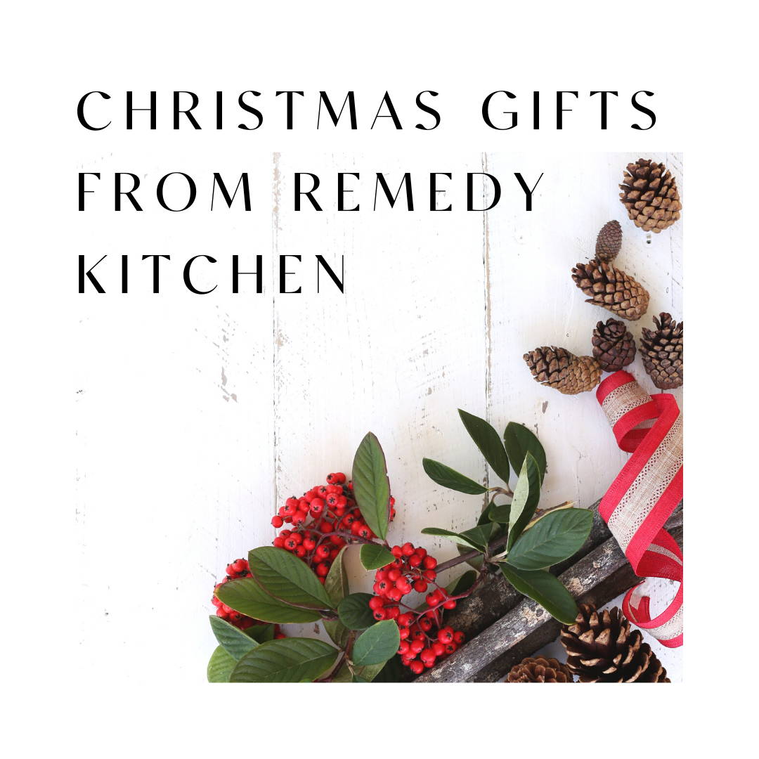 Glow your way into 2020 with a gift from The Remedy Kitchen