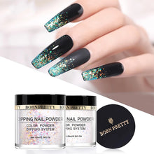Load image into Gallery viewer, Nail Dipping Powder Holographic Flakes 10 ml