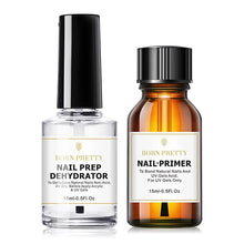 Load image into Gallery viewer, Nail Primer Nail & Dehydrator Set 15ml