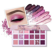 Load image into Gallery viewer, UCANBE Nude Aromas Palette 18 Colors Eyeshadow