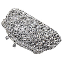 Load image into Gallery viewer, Rhinestone Crystal Designer Party Purse