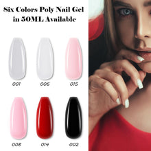 Load image into Gallery viewer, Acrylic Nails Extension Poly Gel 50ml