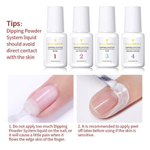 Load image into Gallery viewer, Nail Dipping Powder Holographic Solids 10 ml
