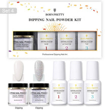 Load image into Gallery viewer, Nail Dipping Powder Acrylic & Glitter 5 Pcs Set