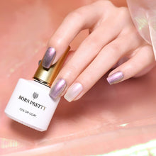 Load image into Gallery viewer, Shimmer Pearl Gel Nail Polish 6ml