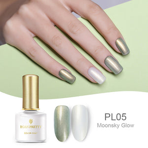Shimmer Pearl Gel Nail Polish 6ml