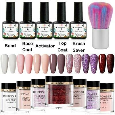 Nail Dipping Powder Kit 13 Pcs Set