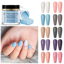 Load image into Gallery viewer, Nail Dipping Powder Kit 8 Pcs Set