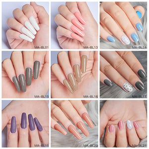 Nail Dipping Powder Kit 8 Pcs Set