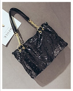 Sequin Fashion Handbag
